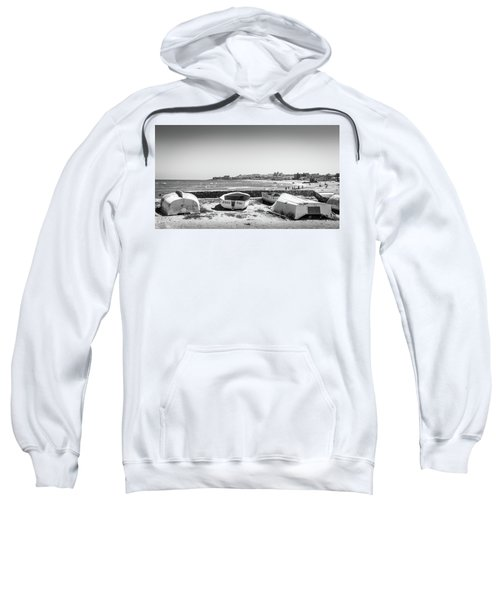 Boats. Sweatshirt