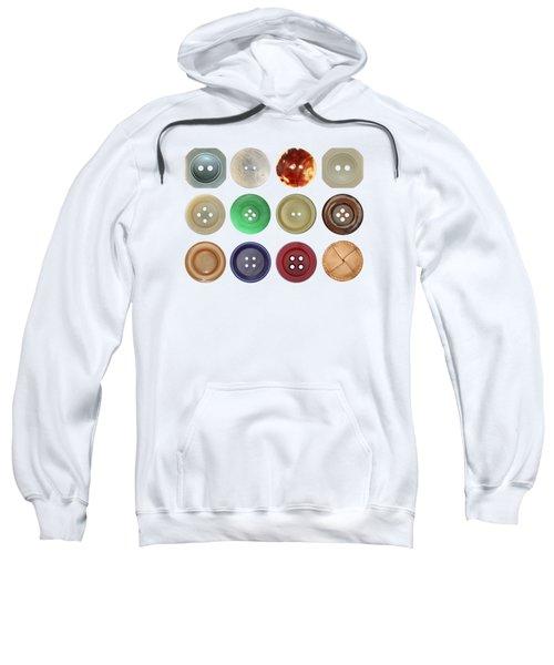 Buttons Sweatshirt