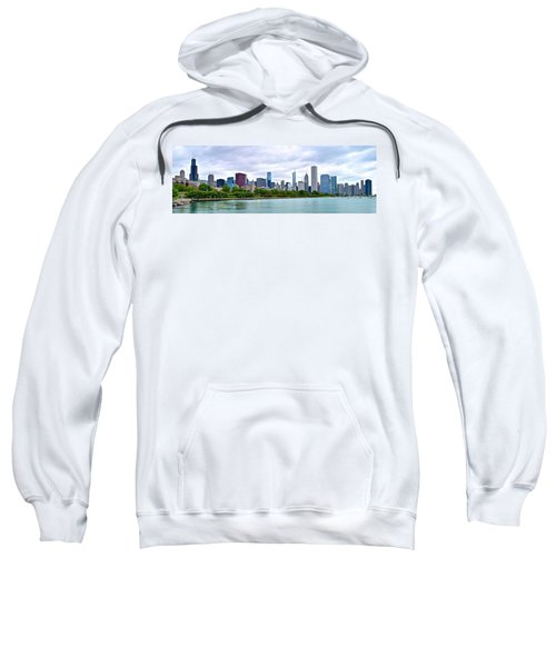Chicago Stretches Out Sweatshirt