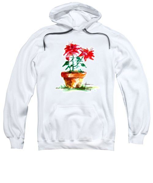 Cracked Pot  Sweatshirt