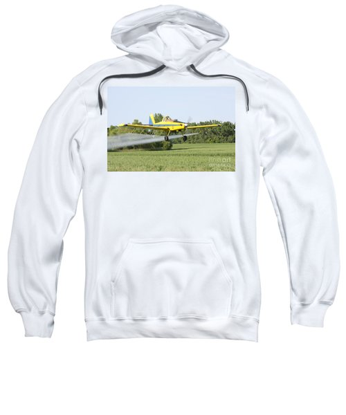 Crop Dusting Plane Sweatshirt