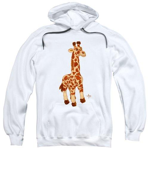 Cuddly Giraffe Sweatshirt