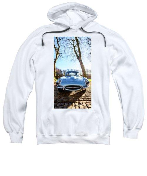 E Type Jaguar Sweatshirt