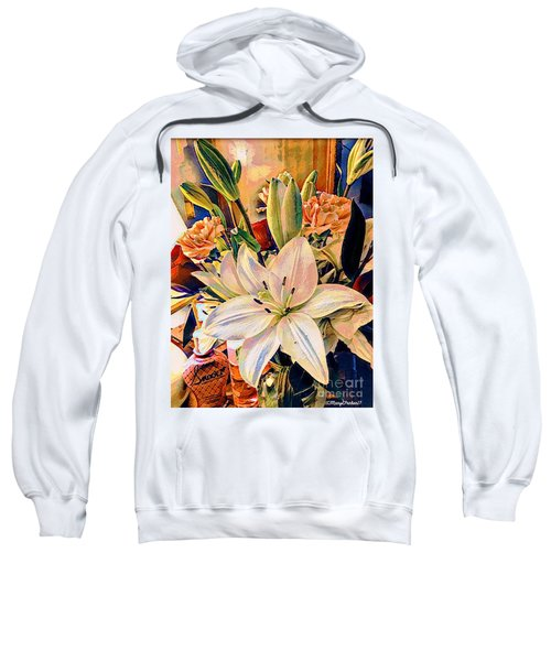 Flowers For You Sweatshirt