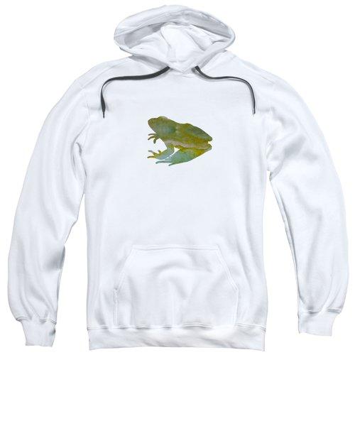 Frog Sweatshirt by Mordax Furittus