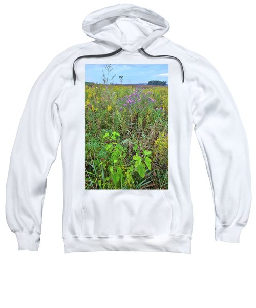 Glacial Park Native Prairie Sweatshirt