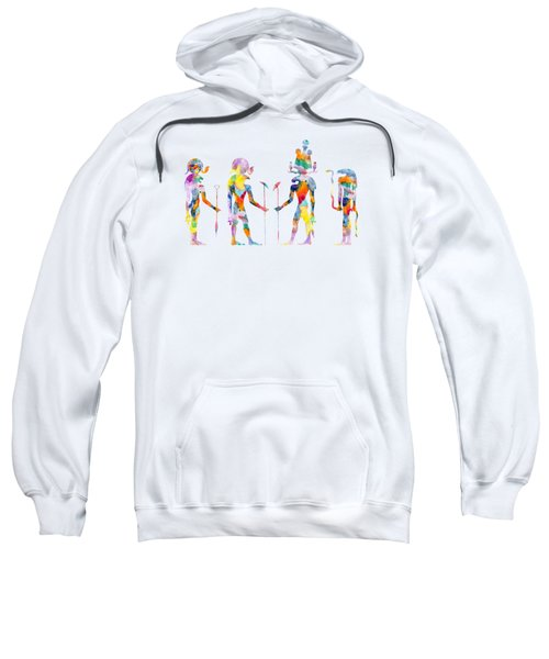 Gods And Goddess Of Ancient Egypt Sweatshirt