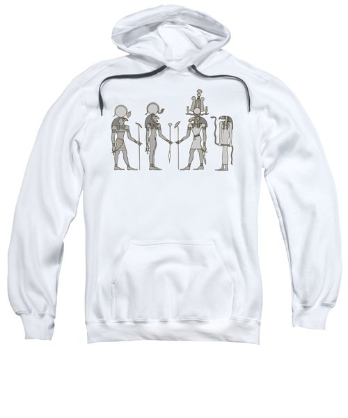 Gods Of Ancient Egypt Sweatshirt