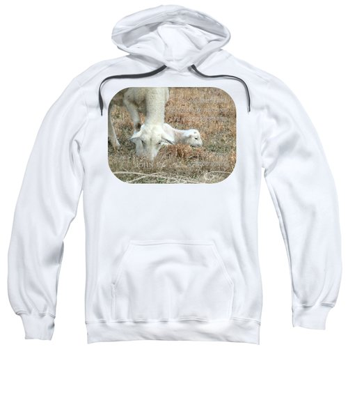 L Is For Lamb Sweatshirt