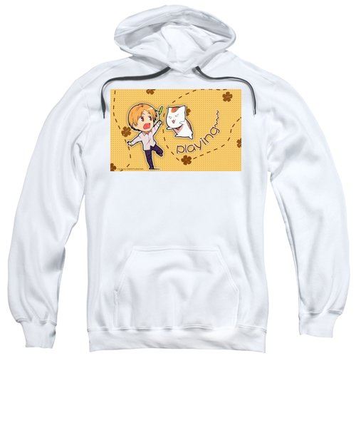 Natsume's Book Of Friends Sweatshirt