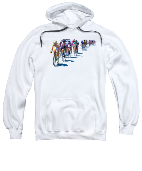 Philadelphia Bike Race Sweatshirt