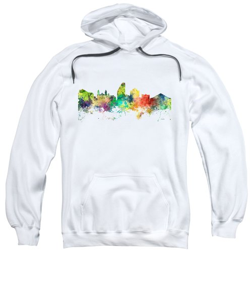 San Jose California Skyline Sweatshirt