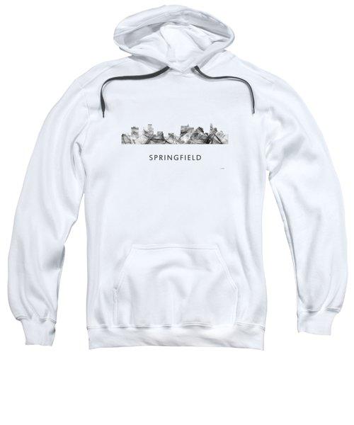 Springfield Illinois Skyline Sweatshirt