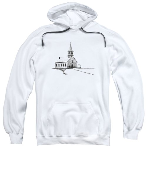 St. Olaf Lutheran Church Sweatshirt
