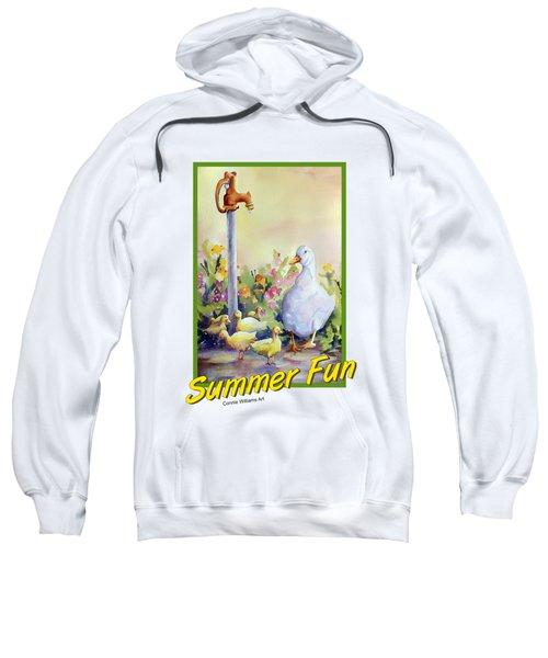Summer Fun Sweatshirt