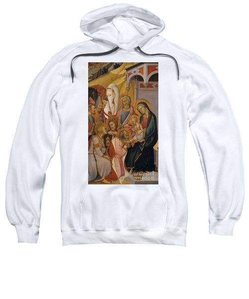 The Adoration Of The Magi Sweatshirt