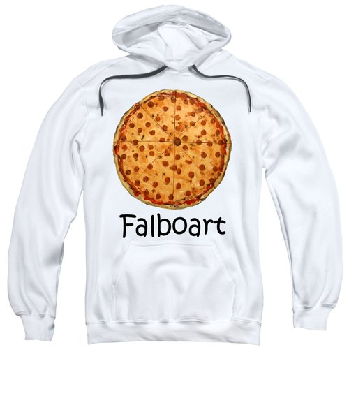 The Big Ass New York Pizza Sweatshirt