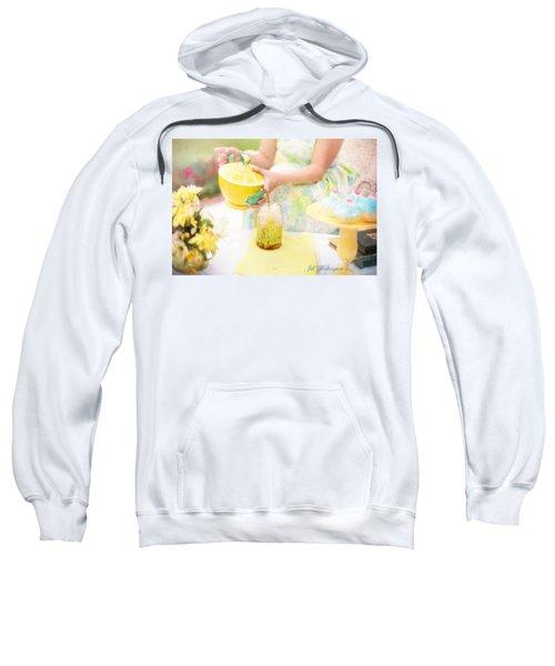 Vintage Val Iced Tea Time Sweatshirt