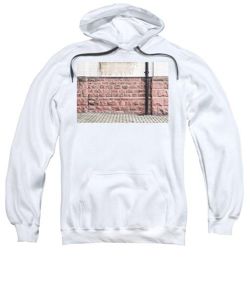 Wall Detail Sweatshirt