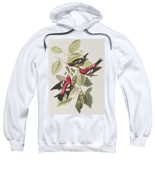 White-winged Crossbill Sweatshirt