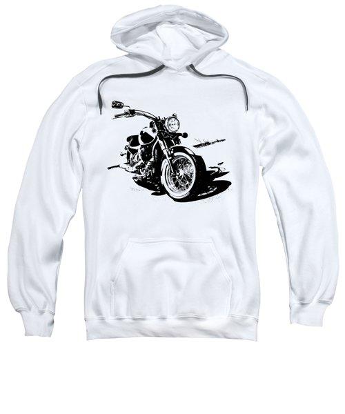 2013 Kawasaki Vulcan Classic Graphic Sweatshirt