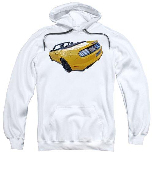2016 Rhd Mustang Gt Sweatshirt