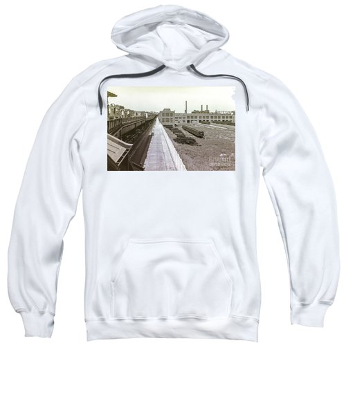 207th Street Subway Yards Sweatshirt