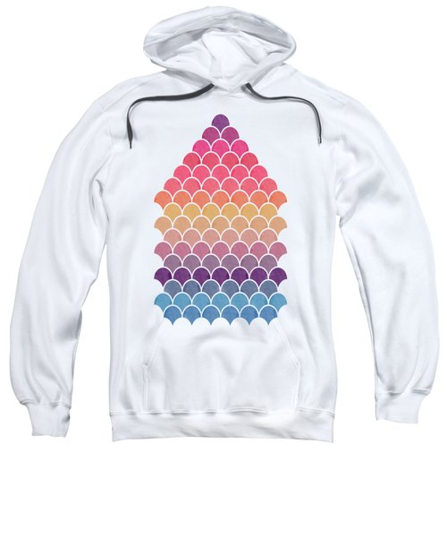 Lovely Pattern Sweatshirt by Amir Faysal