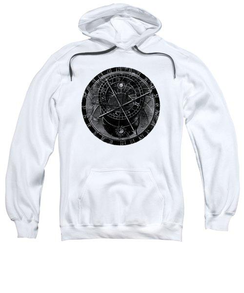 Astronomical Clock Sweatshirt