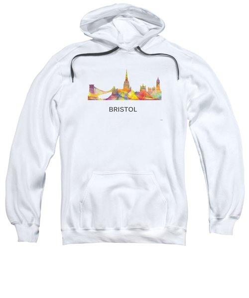 Bristol England Skyline Sweatshirt