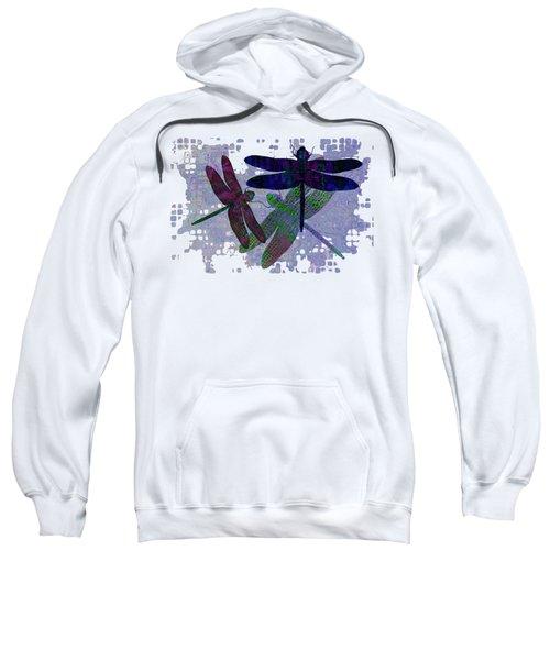 3 Dragonfly Sweatshirt