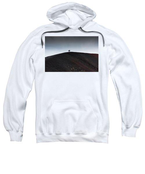 Etna, The Volcano Sweatshirt