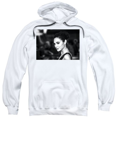 Gal Gadot Print Sweatshirt by Best Actors