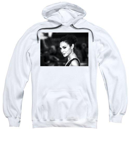 Gal Gadot Print Sweatshirt