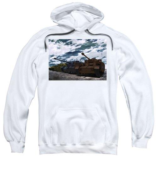 Girls Und Panzer Sweatshirt