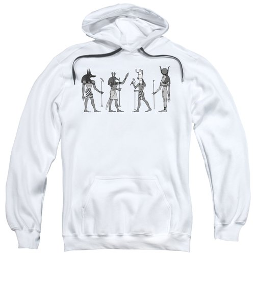 Gods Of Ancient Egypt Sweatshirt