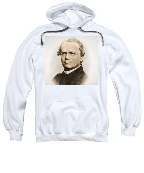 Gregor Mendel, Father Of Genetics Sweatshirt