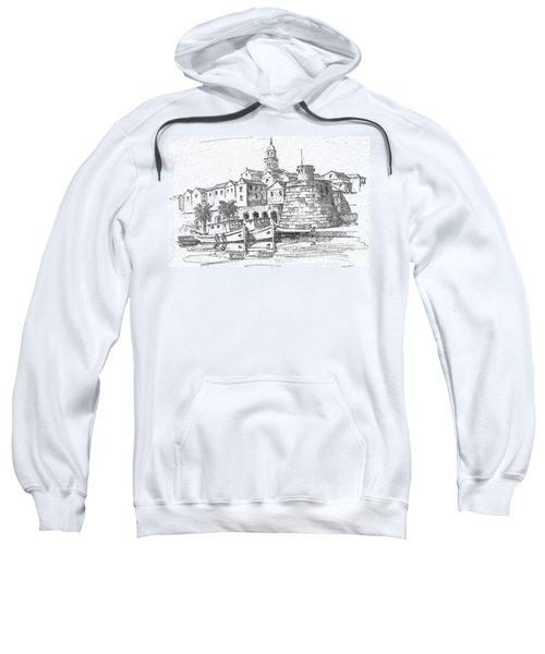 Korcula Croatia Sweatshirt