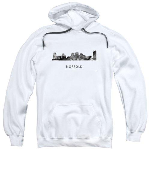 Norfolk Virginia Skyline Sweatshirt