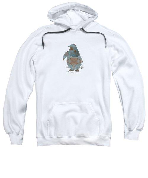 Penguin Sweatshirt by Mordax Furittus
