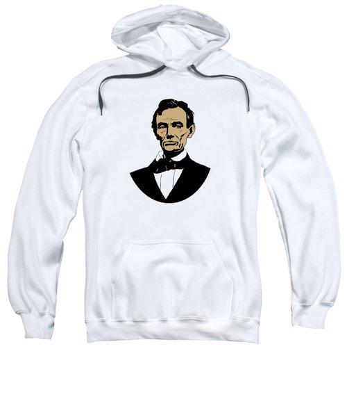 President Lincoln Sweatshirt