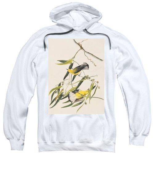 Prothonotary Warbler Sweatshirt