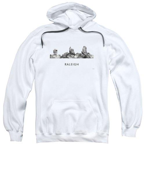 Raleigh North Carolina Skyline Sweatshirt