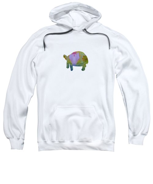 Tortoise Sweatshirt by Mordax Furittus