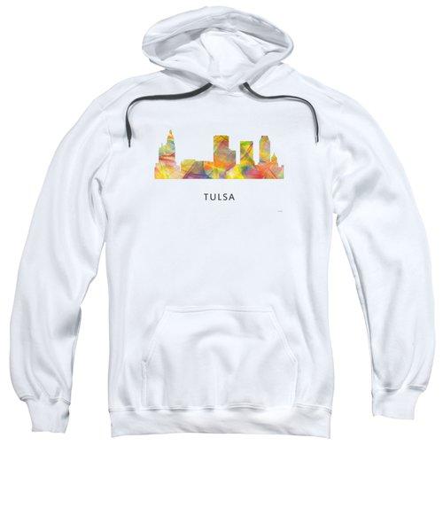 Tulsa Oklahoma Skyline Sweatshirt