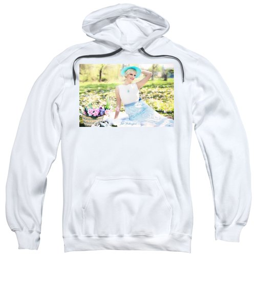 Vintage Val Magnolias Sweatshirt