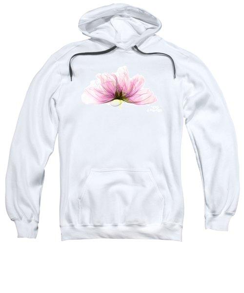 X-ray Of Peony Flower Sweatshirt