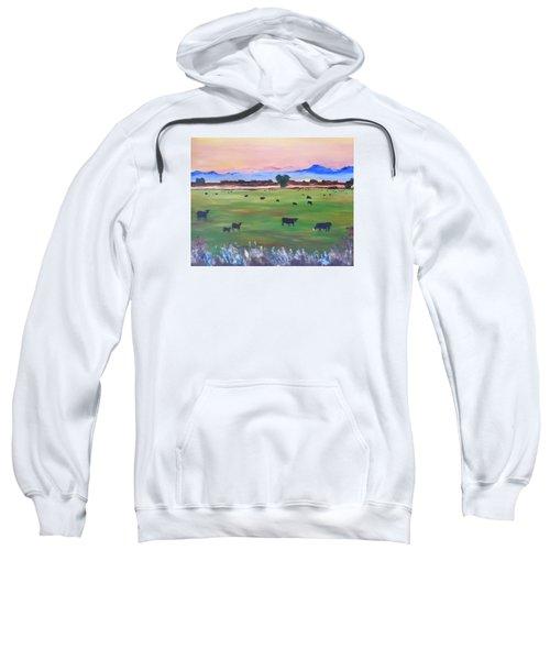 #30 Waking Up Sweatshirt