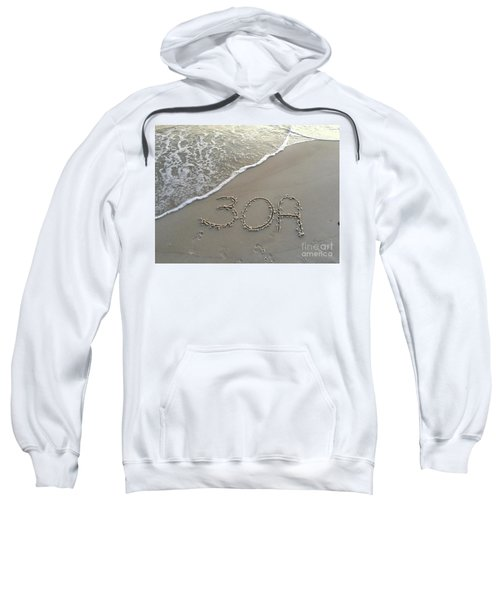 30a Beach Sweatshirt