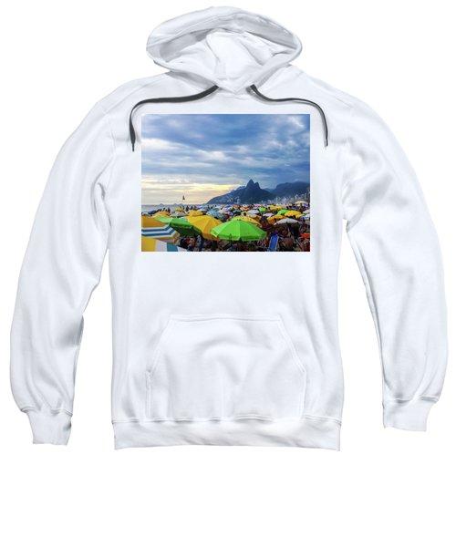 Rio De Janeiro Sweatshirt by Cesar Vieira